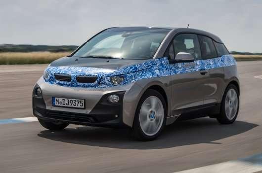 BMW оголосила вартість i3