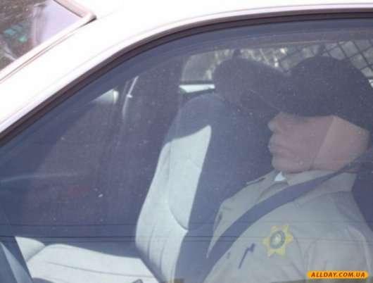 Поліцейські засідки
