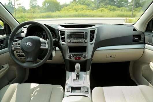 Седани 2013 і 2014 роки | Тестові порівняння | Subaru Legacy