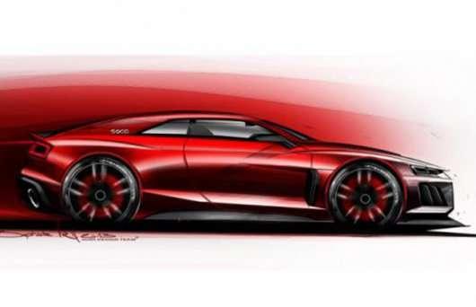 Audi підтвердила інформацію про концепт-каре Quattro, який буде показаний на автосалоні у Франкфурті
