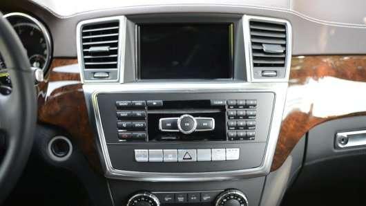 2013 Mercedes ML550 4MATIC: Повний огляд