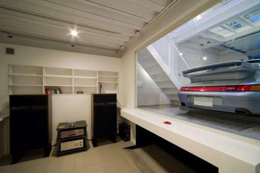 Найдорожчий і розкішний гараж в світі для Porsche