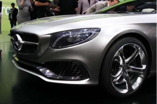 2014 Mercedes-Benz Концепція S-Class Coupe. Фото і відео