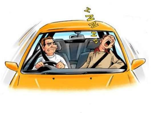 Найбільш дратівливі пасажири по дослідженню страхової компанії