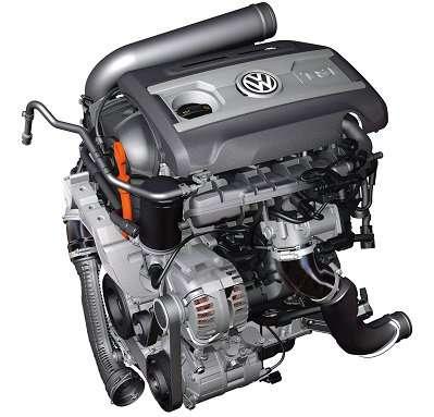 Volkswagen буде ставити на нові автомобілі тільки турбовані двигуни