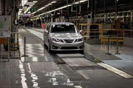 Компанія Nevs відновить виробництво автомобіля Saab 9-3