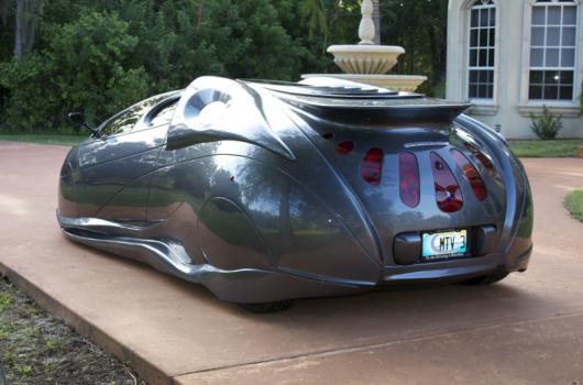 Дивний автомобіль на Ebay за $100К