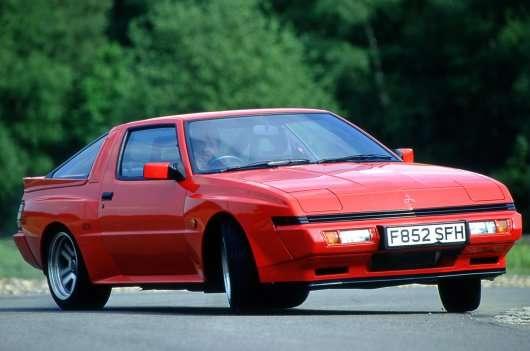 До 40-річчя Mitsubishi Motors в Європі - Огляд