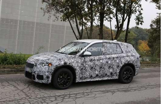 2016 BMW X1: Перші подробиці