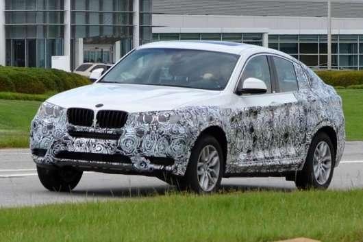 BMW X4: Оголошена дата офіційної премєри і старту продажів