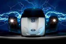 Nissan ZEOD RC дебютує на треку Fuji