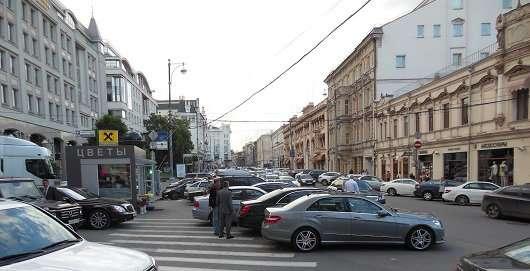 Тарифи на евакуацію автомобілів у Москві незаконні
