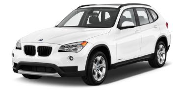 Краш-тести BMW X1