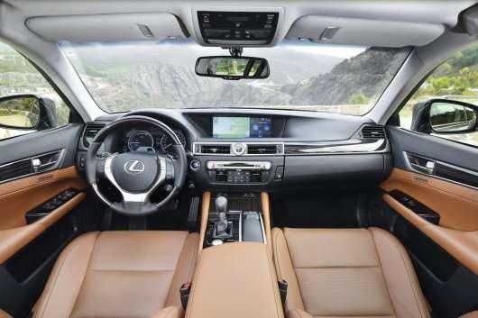 2014 Lexus GS300h: Перші подробиці [102 фото і відео]
