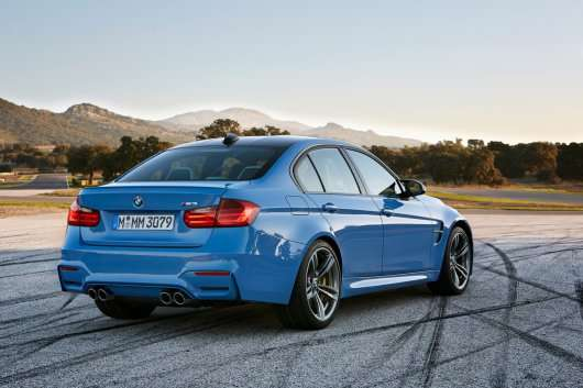 2015 BMW M3, M4: Десять фактів про нових автомобілях