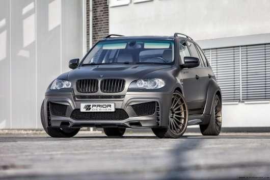 BMW X5 E70 Тюнінг вартістю 9000 Євро та Переваги лазерної фари BMW i8