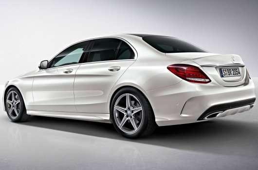 Новий 2015 Mercedes C-Class: Офіційні фотографії AMG лінії
