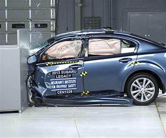 Subaru Forester, Legacy і Outback отримали найвищі нагороди безпеки за версією IIHS
