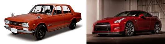 Десять автомобілів які отримали найбільші поліпшення за час серійного виробництва
