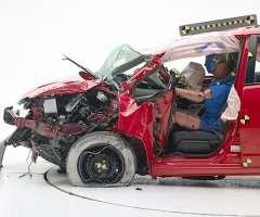 Тільки Chevrolet Spark отримав найвищу оцінку безпеки за версією IIHS