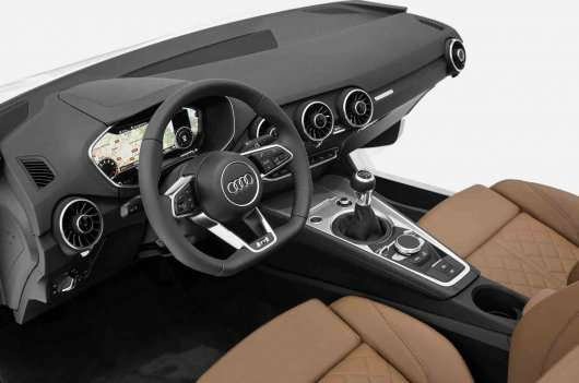 Нова 2015 Audi TT: Дебют у березні 2014 року