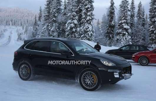 2015 Porsche Cayenne: Нові фотографії