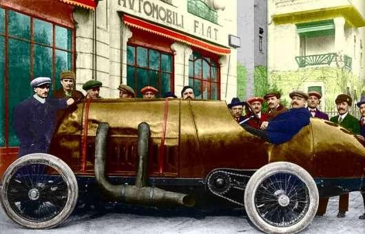 Десять дивних автомобілів