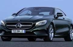 Новий Mercedes-Benz S Class Coupe, офіційне поява
